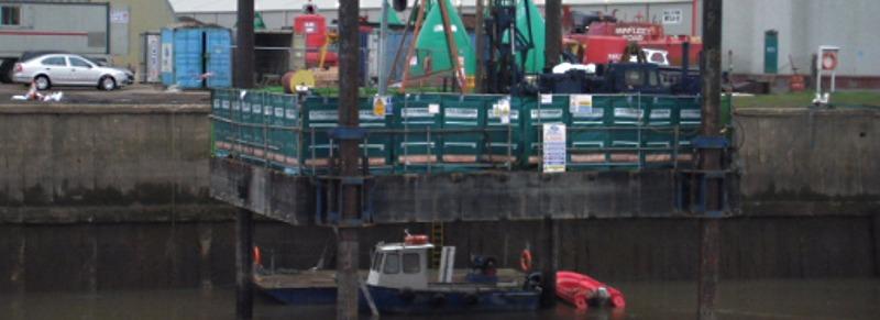 Boston Barrier, Phase 2 Ground Investigation