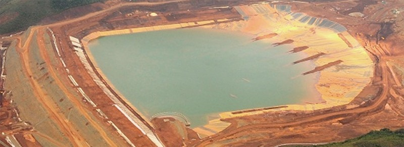 Tailings Storage Facility